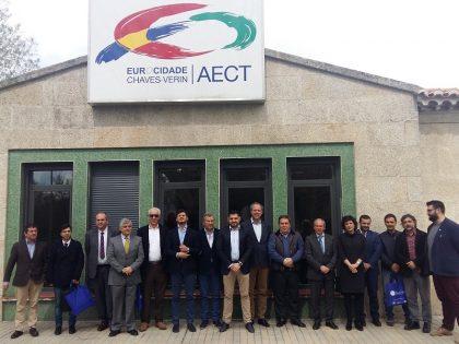 A nova Agrupación Galego Portuguesa de Cooperación Transfronteiriza para o Miño aprende da experiencia Verín-Chaves