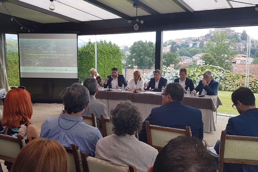 Pistoletazo de saída para executar os proxectos financiados con fondos europeos no territorio do Miño