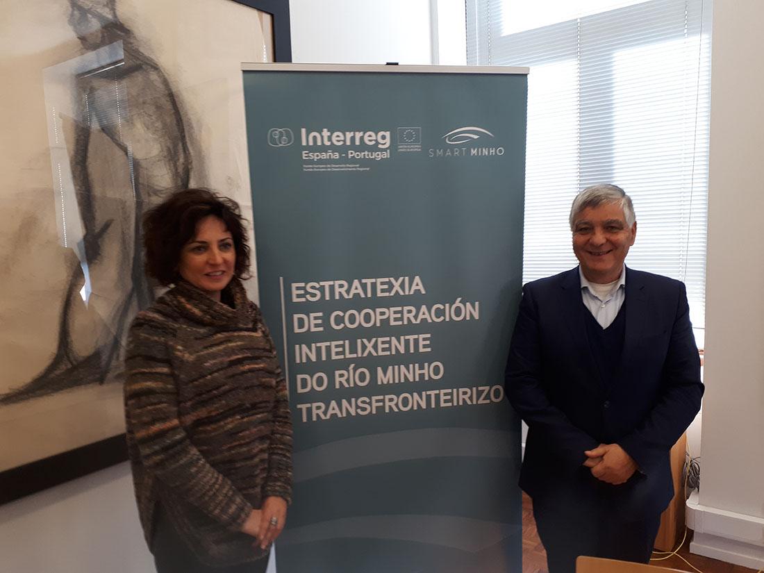 Vila Nova de Cerveira e Tomiño, primeiros concellos en coñecer os detalles do proxecto Smart Minho