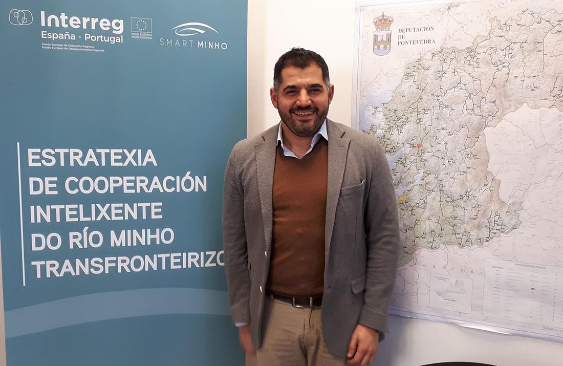 A Guarda, O Rosal e Caminha reúnense para mellorar a eficiencia da cooperación transfronteiriza