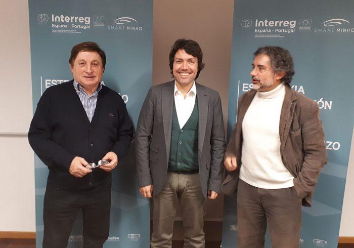 O Smart Minho reúne a Monçao, Salvaterra e As Neves para traballar en cooperación