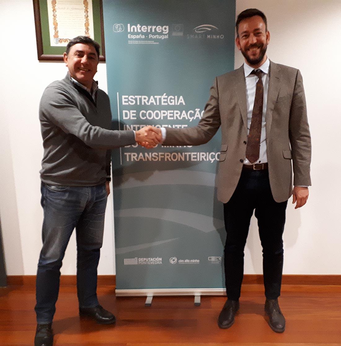 Valença e Tui reúnense para revisar os aspectos máis sobranceiros da cooperación entre as dúas beiras do Miño