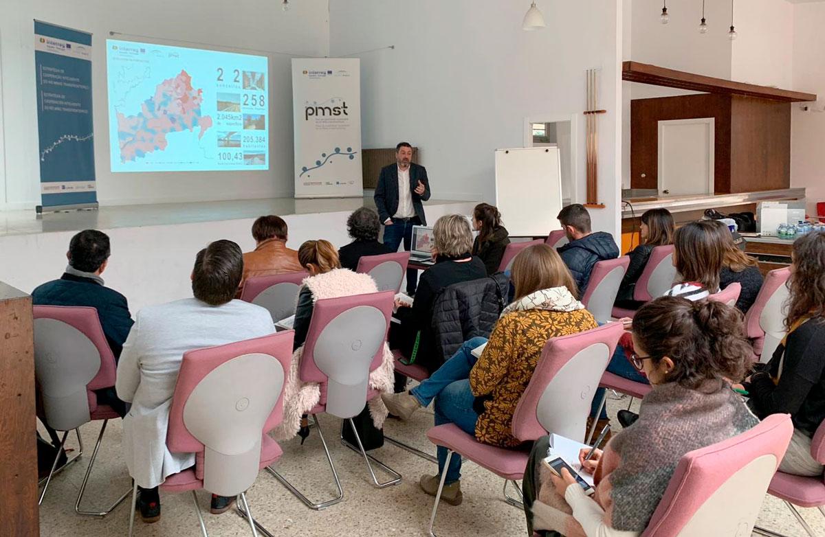 Primer obradoiro de participación cidadá no Plan de Mobilidade Sostible en As Neves