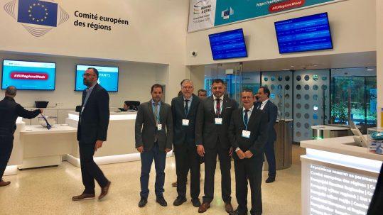 Secretariado AECT en Bruxelas