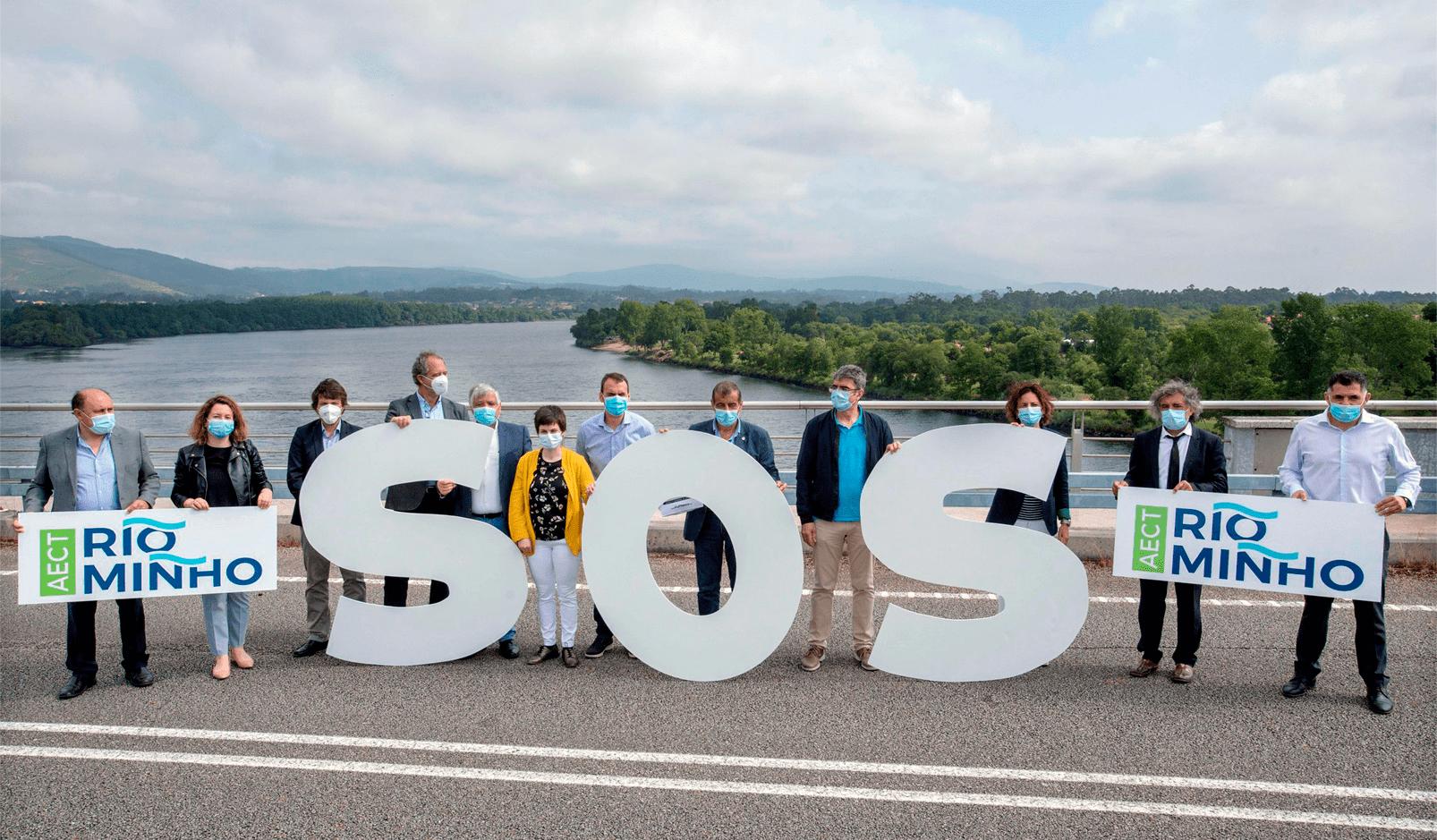 SOS para flexibilizar passagem de trabalhadores transfronteiriços