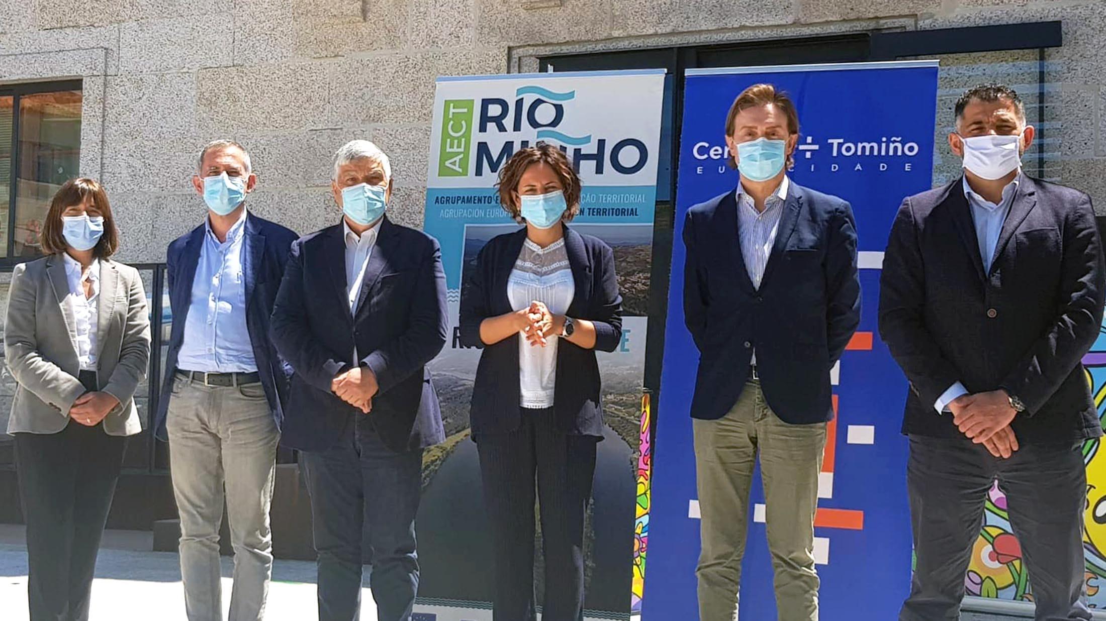 incrementar medidas de recuperação pós-Covid19 conclusão da jornada de trabalho da Eurocidade Cerveira-Tomiño