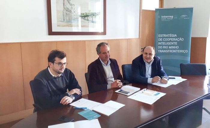 A reunión entre Melgaço e Arbo pon fin á primeira rolda de xuntanzas do Smart Minho