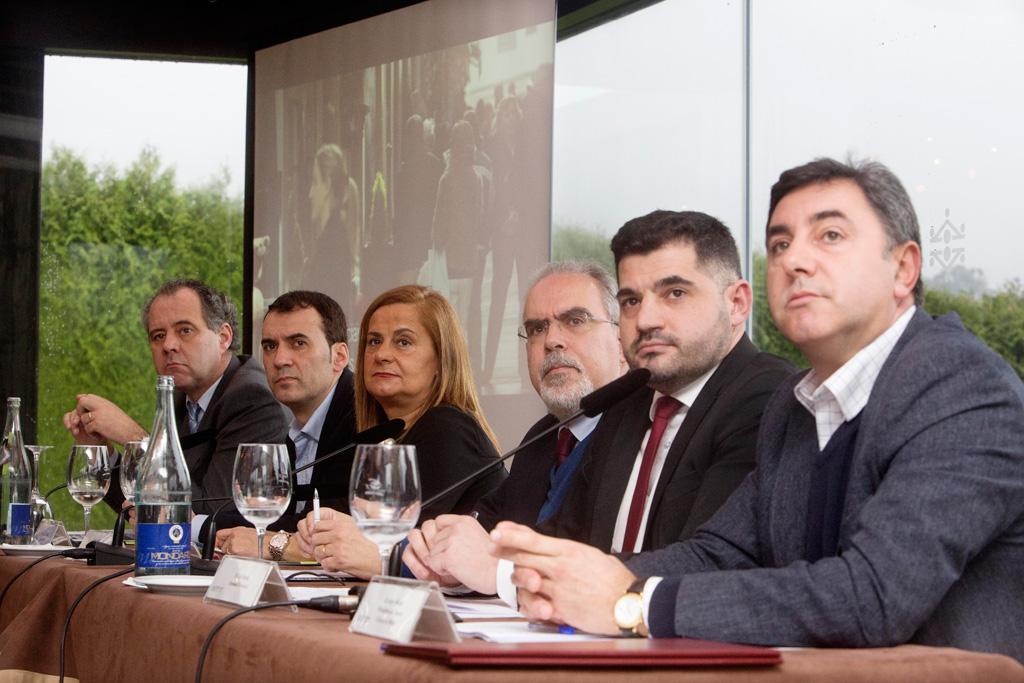 """Deputación de Pontevedra e CIM Alto Minho asinan a 'Declaración de Tui' para potenciar o Miño como """"o río que nos une"""""""