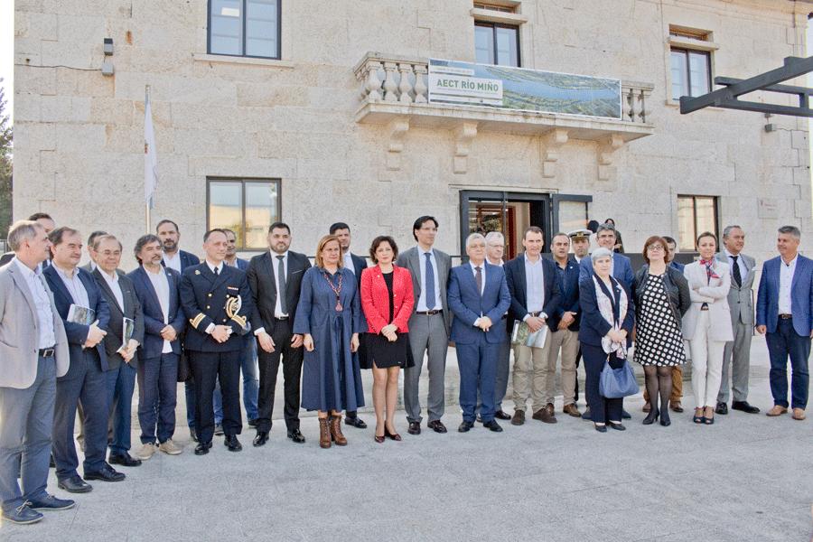 Converter a AECT Río Miño nunha ferramenta de desenvolvemento, obxectivo da xornada internacional sobre Cooperación Transfronteiriza