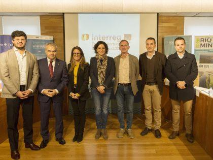 representantes eurocidades da Raia na reunión co AECT Rio Minho