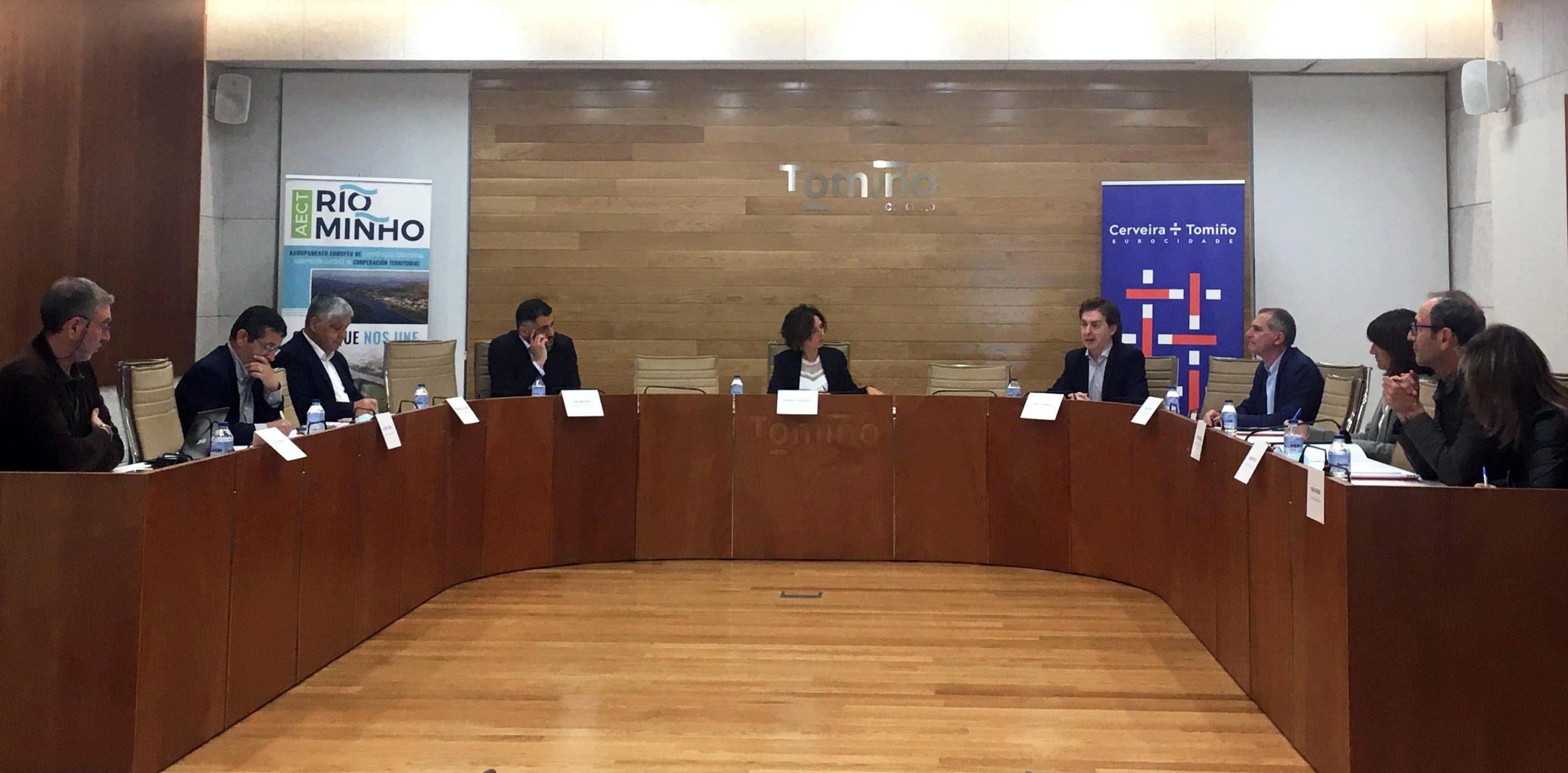 medidas de impulso à cooperação transfronteiriça