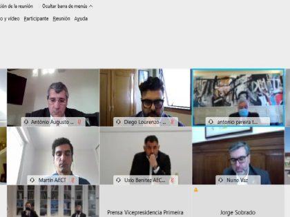 reunion AECT para solicitar que prioricen as rexións transfronteirizas para os fondos europeos